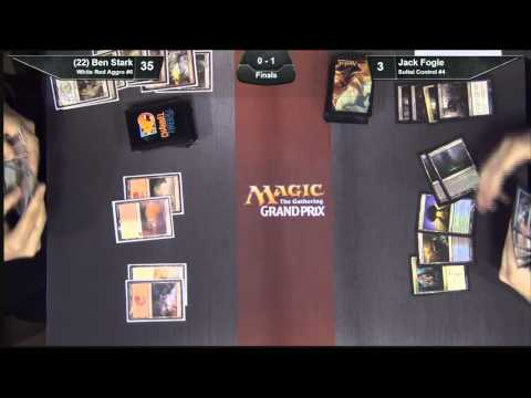 Grand Prix Memphis 2015 Finals: Ben Stark (Red-White Aggro)