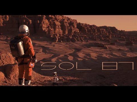 'Sol 87' - Martian Sci Fi Thriller