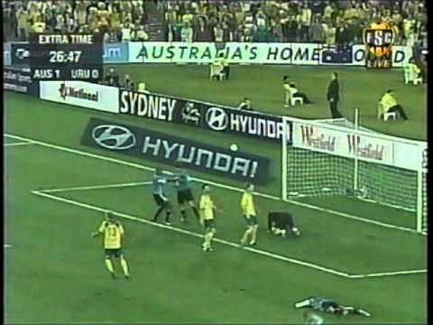2005 (November 16) Australia 1-Uruguay 0 (World Cup qualifier).mpg