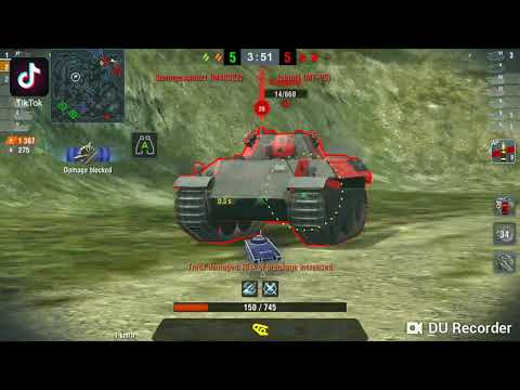 NEW SCAVENGER MAD GAMES(WOTB) - YouTube
