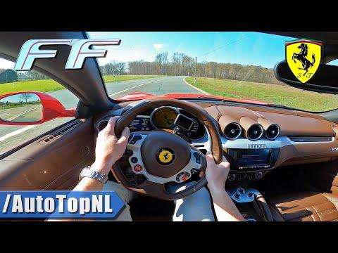 Ferrari FF 6.3 V12 Capristo EXHAUST | POV Test Drive by AutoTopNL