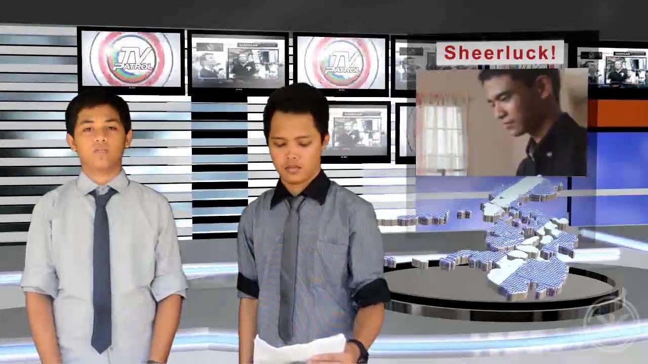 Balita karong adlawa! Scene 01 (TV Patrol) - YouTube