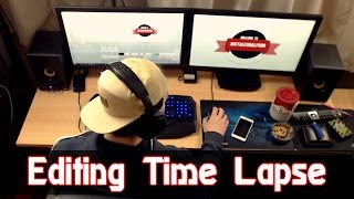 Video Editing Time Lapse - JustAlexHalford Video