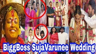 Celebrities at BiggBoss Suja Varunee SivaKumar Wedding | BiggBossTamil | Vijaytv