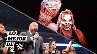 NXT toma control de SmackDown y Bray Wyatt es el nuevo Campeón Universal: Lo Mejor de WWE