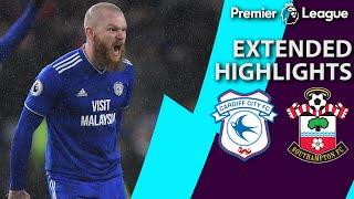 Cardiff City v. Southampton I PREMIER LEAGUE EXTENDED HIGHLIGHTS I 12/8/18 I NBC Sports