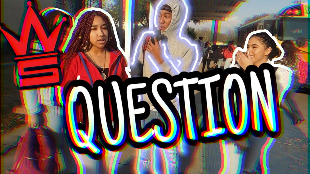 WSHH QUESTIONS || PUBLIC INTERVIEW HIGH SCHOOL EDITION💦
