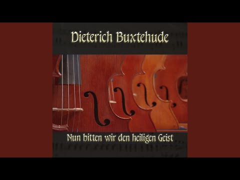 Chorale prelude for organ in G major, BuxWV 209, in G Major, BuxWV 209