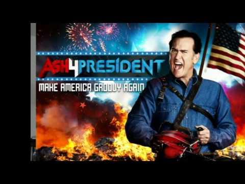 unboxing ash 4 president