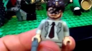 My Lego Batman Custom Minifigures