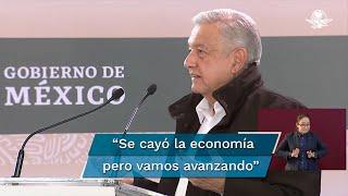 """""""Pero ya la pandemia en México está cediendo y no ha habido rebrotes, como sucede en países de Europa"""", destacó el trabajo del gobernador de Veracruz, Cuitláhuac García"""