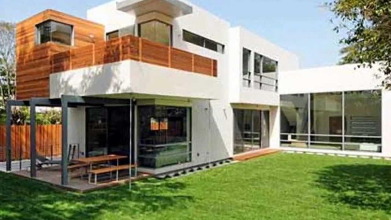 Modern House Design Style Beautiful YouTube