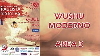 XXX Campeonato Paulista de Kung Fu 2019 | Wushu Moderno
