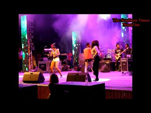 Gary Tight's performance during Tarrus Riley  in Zim