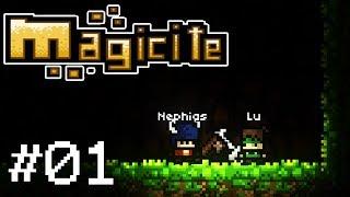 MAGICITE ★ Das wird lustig! - #01 ★ Let