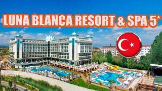 Отели Турции:   Luna Blanca Resort & Spa 5*    ( Сиде )