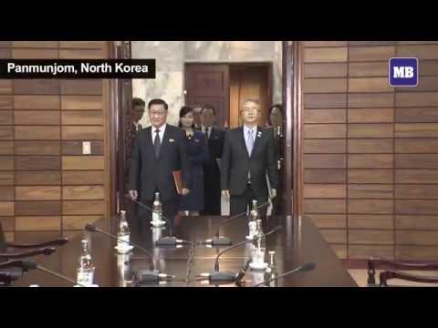 Two Koreas in fresh talks on Winter Olympics