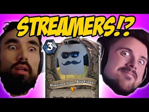 4 CRAZY Streamer Legendaries (Fan Made)