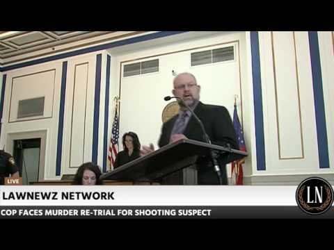 Ray Tensing Retrial Jury Selection Day 1 Part 1 06/02/17