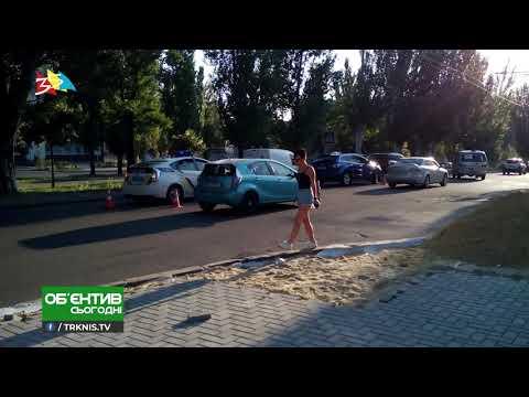 ТРК НІС-ТВ: Объектив 21 08 19 Аварии на проспекте Центральном