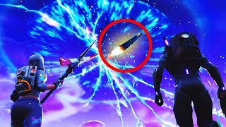 IT'S HAPPENING!! R.I.P. Salty Springs.. *NEW* Fortnite ROCKET TARGET CONFIRMED! (Season 5)