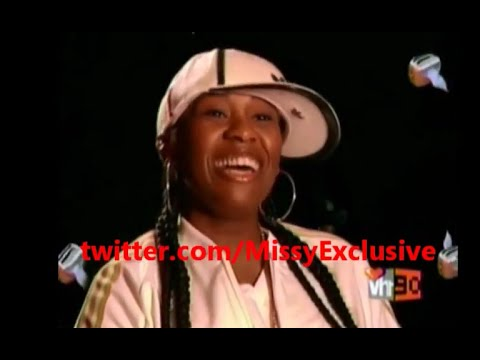 "Missy Elliott's hilarious interview on ""I Love the 90's"" (2004)"