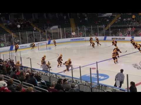 2017 NCAA Women's Frozen Four Hockey Tournament