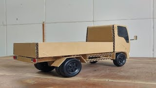 how to make small trucks easy at Home