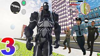 Superhero Venom Flying New Android Hero Gameplay Crime Simulator Android screenshot 3
