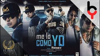 Joker, BeboYau ft Phantom - Me lo como yo (Remix)