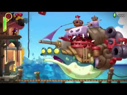 Shantae: Half-Genie Hero E3 2016 Trailer!