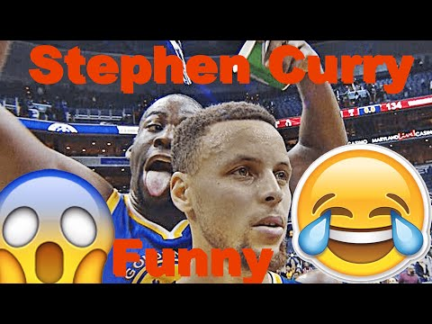 Stephen Curry FUNNY MOMENTS (Must Watch)