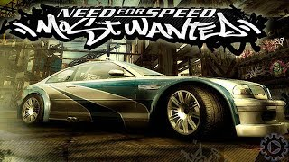 Прохождение Need for Speed Most Wanted (2005). Часть 10 - №9 - Юджен Джеймс Эрл