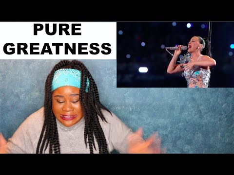 Katy Perry  - Super bowl 2015 Performance |REACTION|