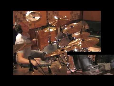 Black Dahlia Murder Drums - Miasma (in HD)