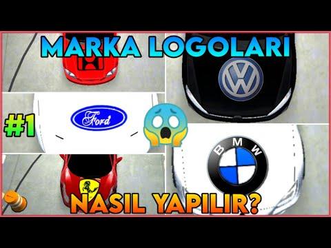 CAR LOGO TUTORİAL  CAR PARKİNG MULTİPLAYER