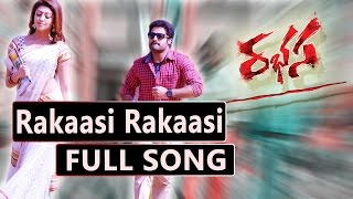 Rakaasi Rakaasi Full Song || Rabhasa Songs || Jr.Ntr, Samantha, Pranitha