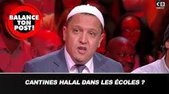 'Pour ou contre les cantines halal dans les écoles  ?' Gros désaccord sur le plateau !