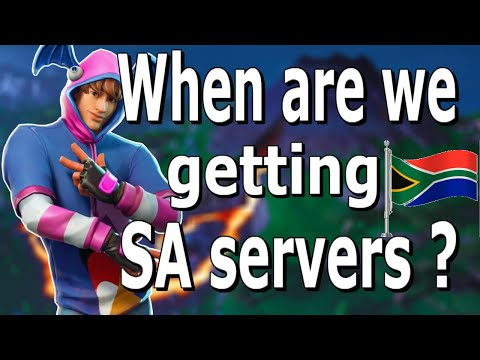 When are we getting SA servers? New boom bow (South African PS4players) -fortnite battle royale Mp3