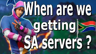 Quand recevons-nous des serveurs SA ? Nouvel arc boom (South African PS4players) -fortnite battle royale