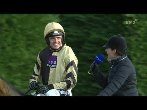 When Ruby met Katie| RTÉ Racing