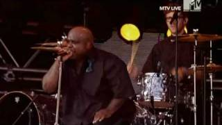 Gnarls Barkley - Just A Thought (Live Roskilde 2008)
