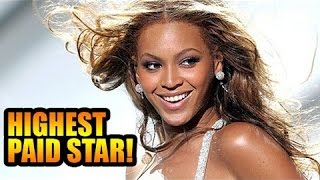 Top 10 Highest Paid Women Musicians 2012