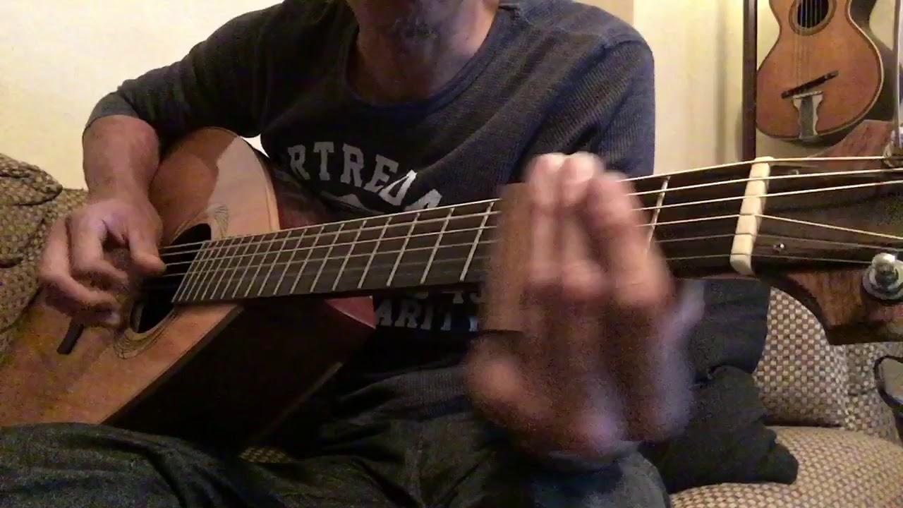 Mystery Teardrop Shape Acoustic Guitar Sound Sample Part 1 For Sale