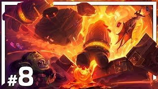 Hearthstone: One Man Raid - BRM #8 - Blackrock Spire Normal