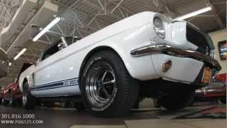 1965 Ford Shelby Mustang GT350 for sale with test drive, driving sounds, and walk through video