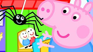 Peppa Pig Official Channel | George Pig's New Friend - Mister Skinny Leg