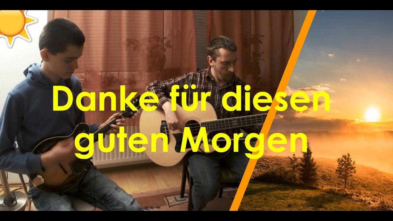 Danke Für Diesen Guten Morgen Acoustica Mandolin