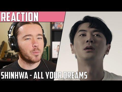 Shinhwa(신화) - All Your Dreams 2018 MV Reaction