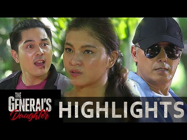 Rhian stops Franco and Marcial from their argument | The General's Daughter